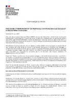 CP 26032021 renforcement protocole sanitaire
